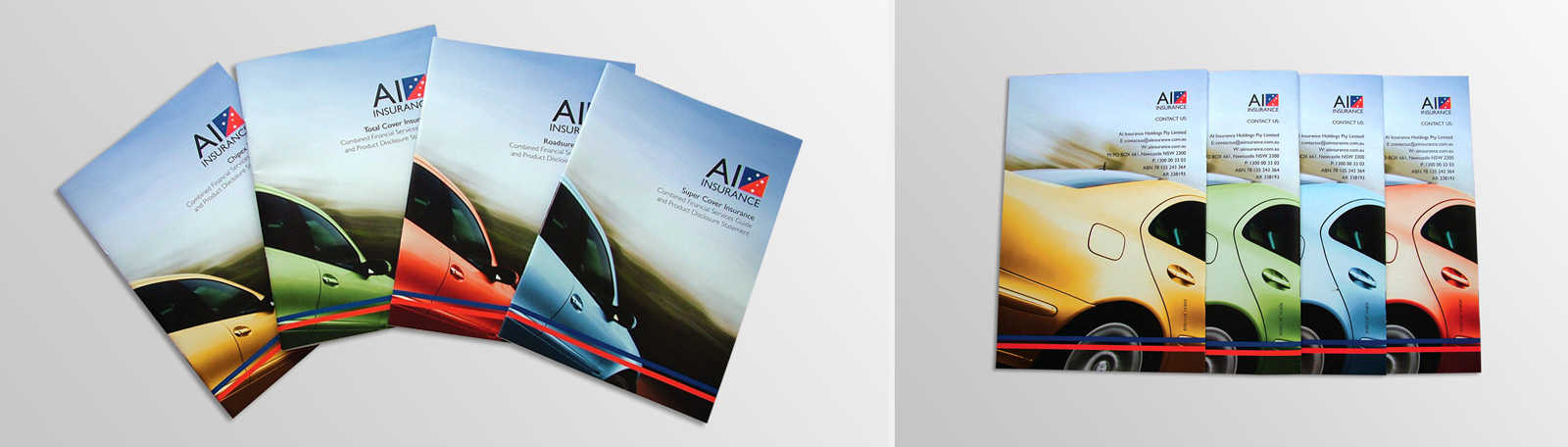 AI Insurance PDS Booklet Design