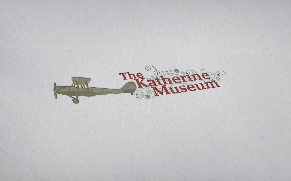 The Katherine Museum Branding