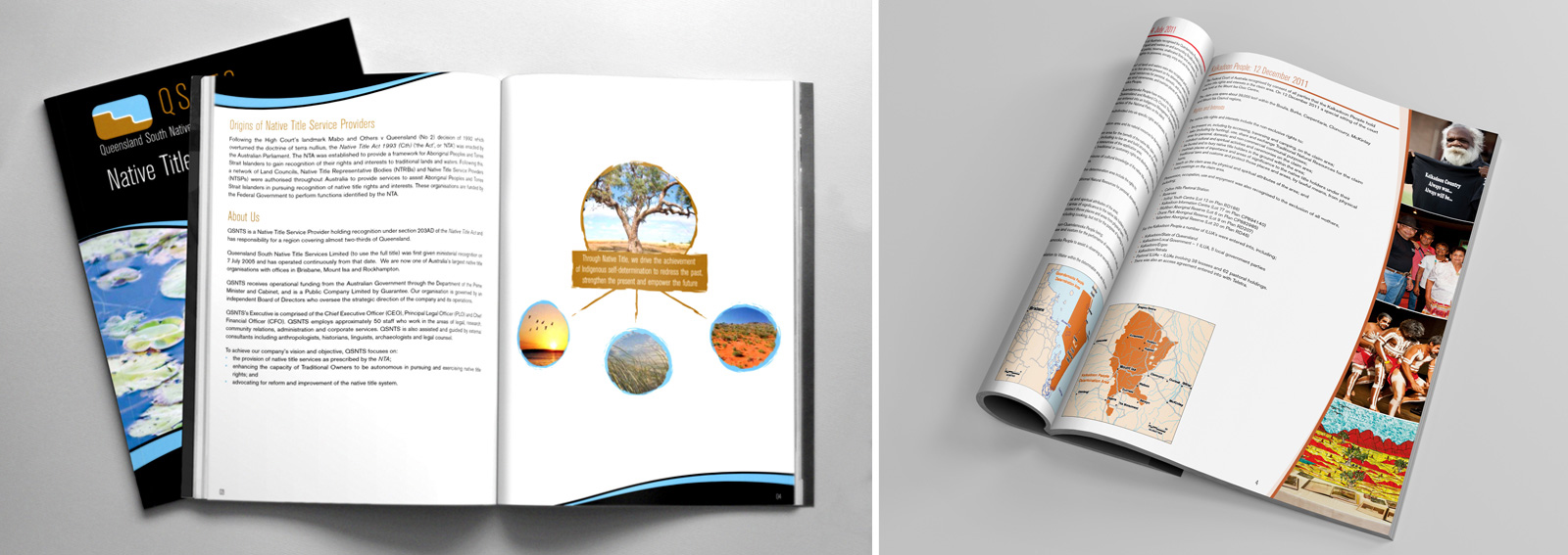 QSNTS Native Title Booklet & QSNTS PBC Summit Booklet