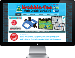 Wobble-Tee Website